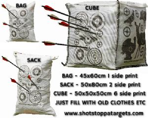 Free Shot Stoppa Crossbow Archery Targets from Shot Stoppa Archery Targets